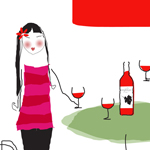PETIT-33-Shopping entre amies for Les Vins de Bordeaux