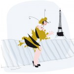 Abeille de Paris